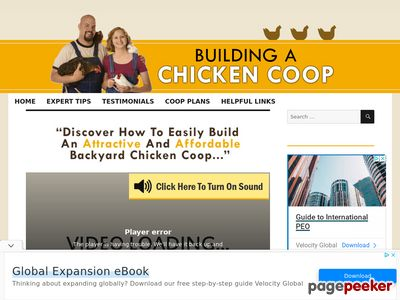 How to Build a Chicken Coop - Plans Download