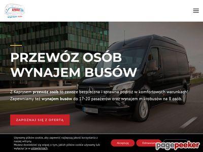 Kaprys Bus