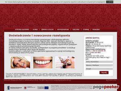 Stomatologia, protetyka Szczecin