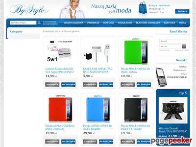 Sklep Internetowy ByStyle.pl - Pasek Do Sukienki