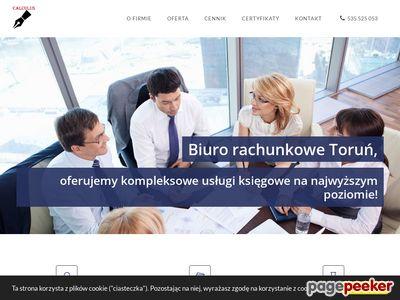 Calculus Biuro Rachunkowe Lucyna Dymowska-Czerwiak