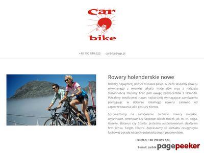 Rowery z holandii