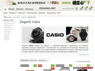 Casio-Polska.pl Twoje zegarki w najlepszej cenie!
