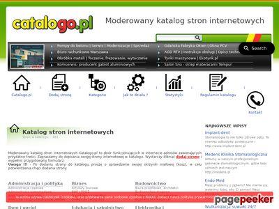 Katalog stron Catalogo.pl