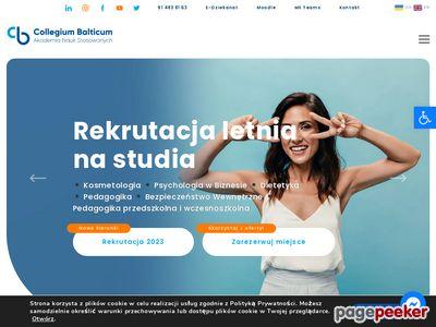 Studia magisterskie Szczecin