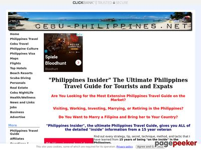"""Philippines Travel Guide – """"Philippines Insider"""" the Ultimate Guide"""