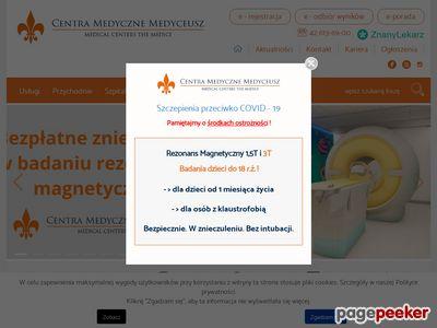 Centra Medyczne Medyceusz - Bazarowa