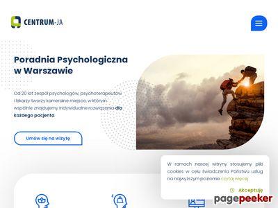 Psycholog Ursynów, Centrum-Ja