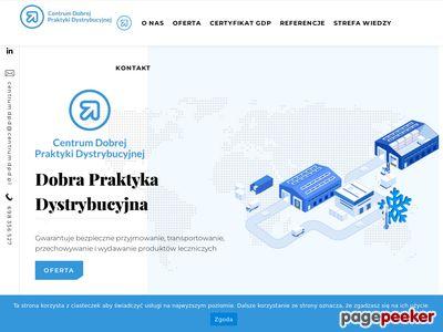 Www.centrumdpd.pl - dobra praktyka dystrybucyjna