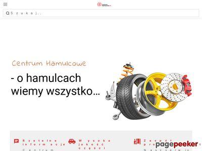 Poznaj hamulce w CentrumHamulcowe24.pl