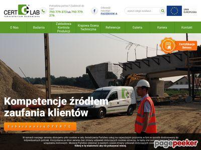 Zakładowa kontrola produkcji - cert-lab.pl