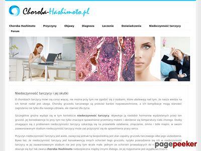 Choroba Hashimoto - Baza Wiedzy