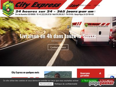 >City Express Sàrl - A visiter!