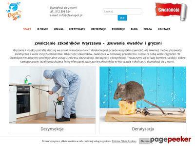 www.cleanspot.pl