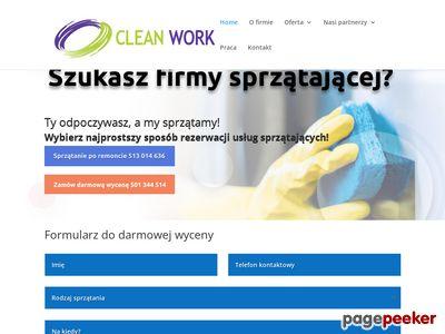 Sprzątanie Szczecin