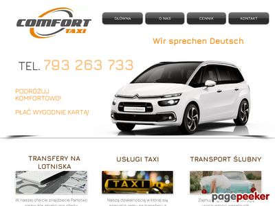 Taxi pyrzowice