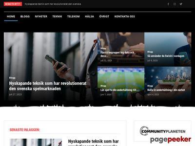 Community Planeten - http://www.communityplaneten.se