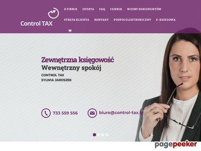 CONTROL-TAX Sylwia Jaroszek