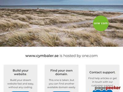 Cymbaler - en sida om cymbaler helt enkelt - http://www.cymbaler.se