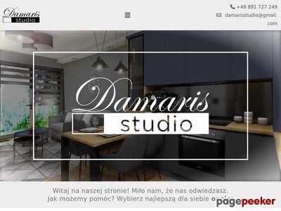 Projektowanie wnętrz Nowy Sącz - DamarisStudio