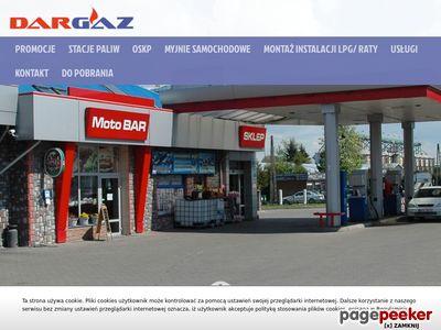 DARGAZ auto gaz Sokołów Podlaski