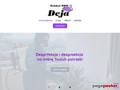 Zwalczanie gryzoni Katowice : www.ddd.pl