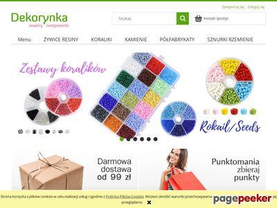 Dekorynka.pl - koraliki