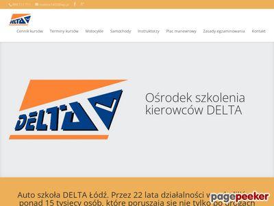Szkoła prawa jazdy Łódź