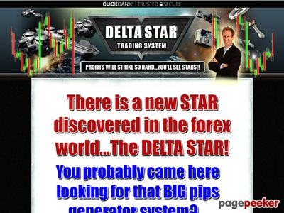 Delta Star Trading System – Profitable Forex Tools