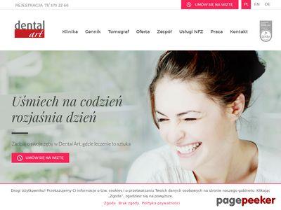 Stomatolog Wrocław - Klinika stomatologiczna i dentystyczna DENTAL-ART