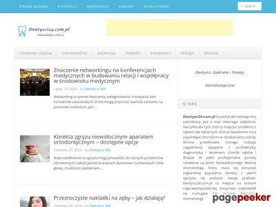 Polska baza stomatologów