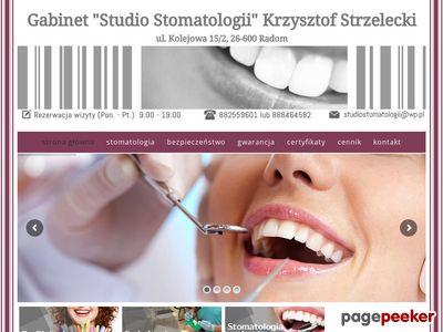 Protetyk - Krzysztof Strzelecki