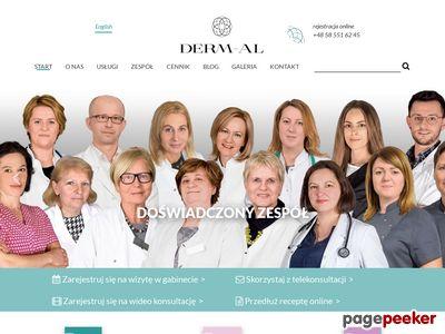Dermatologia estetyczna w Sopocie