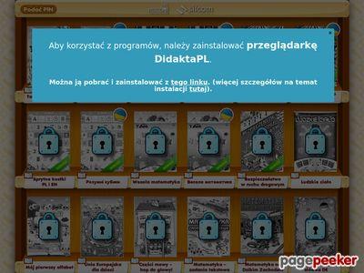 Didakta.pl - edukacyjne programy multimedialne