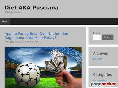 Dieta prezydencka