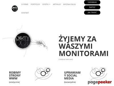 Agencja reklamowa DirtyDot- Kielce