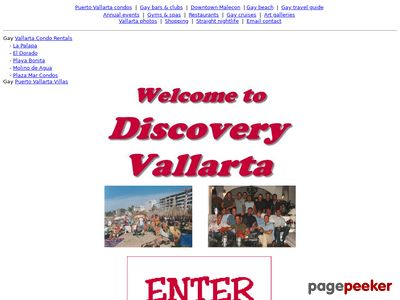 Discovery Vallarta - travel & rentals