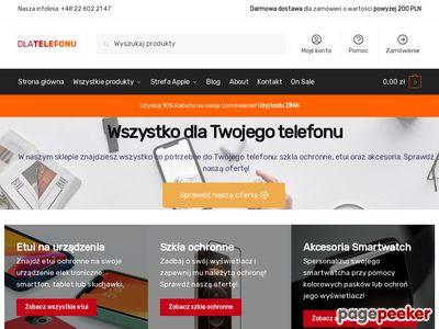 Dlatelefonu.pl Szkła Hartowana na telefon