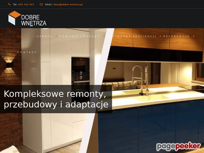 Usługi budowlane i remontowe Warszawa