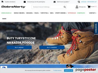 Dobrenarty.pl - narty i buty