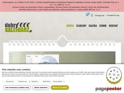 Fotokalendarze tanio | dobrykalendarz.pl
