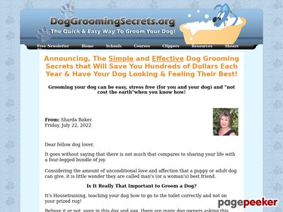 Dog Grooming From Head To Tail - An Amazing Guide For Dog Owners