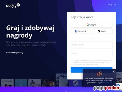 Dogry.pl - Darmowe gry, gry online i gry MMO!