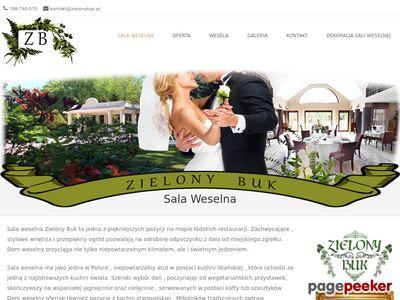 Dom weselny Łódź