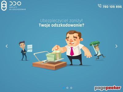 Dopłaty do Odszkodowań - DDO