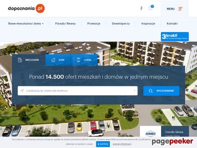 Nowe mieszkania Poznań