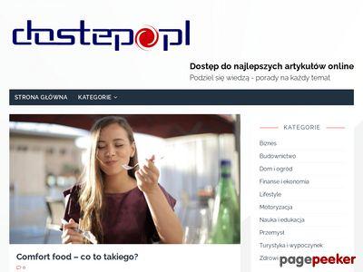 Dostep.pl - artykuły na każdy temat