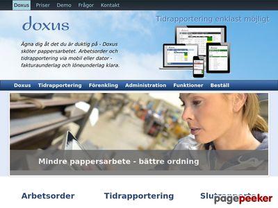 Doxus - http://www.doxus.se