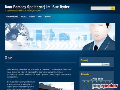 Dom Pomocy Społecznej im. Sue Ryder