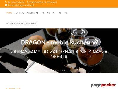 Meble kuchenne Poznań